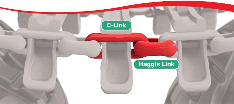 Haggis Link | Clark Tracks